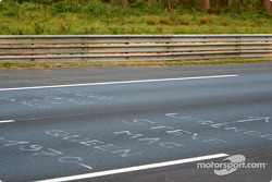 Le Mans trackside: a tribute to Steve McQueen on the track