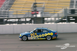 #90 Automatic Racing BMW M3: Terry Earwood, Eric VanCleef