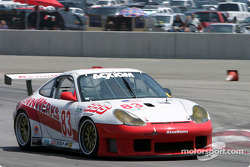 #83 Rennwerks Motorsports Porsche GT3 RS: Johannes van Overbeek, David Murry