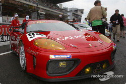#94 Risi Competizione Ferrari 360 Modena