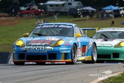 #67 The Racers Group Porsche GT3 RS: Michael Schrom, Pierre Ehret