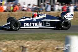 Marc Surer in 1983 Brabham-BMW BT52