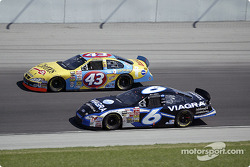 Christian Fittipaldi and Mark Martin