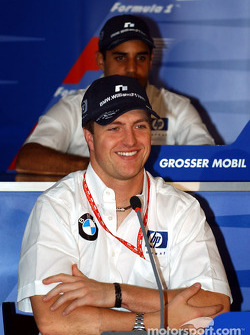 Thursday FIA press conference: Ralf Schumacher