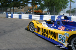 #56 Team Bucknum Racing Pilbeam MP91 / Willman 6: Jeff Bucknum, Bryan Willman, Chris McMurry