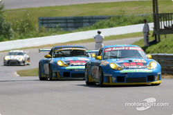 #68 The Racers Group Porsche GT3 RS: Chris Gleason, Marc Bunting