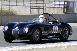 #100 1952 Jaguar C-Type