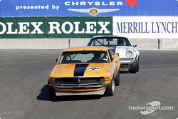 #18 1970 Boss 302 Mustang