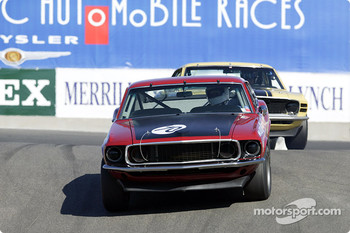 #70 1969 Boss 302 Mustang