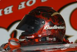 Helmet of Dale Earnhardt Jr