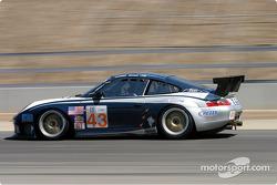 #43 Orbit Racing Porsche 911 GT3RS: Leo Hindery, Peter Baron