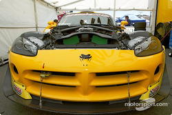 The business end of the #82 McCann Racing Dodge Viper Comp Coupe