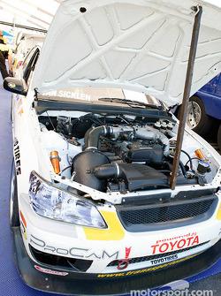 Mike Van Sicklen's Lexus IS300