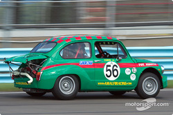 #56 1970 Fiat Abarth Corsa, owned by Klaus Fischer