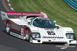 #85 1986 Porsche 962, owned by Adam Haut