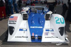 #20 Dyson Racing Team Lola EX257/AER MG