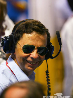 Renault chairman Louis Schweitzer