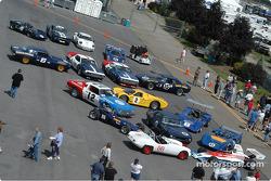 The Donohue-Penske Cars