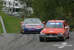 #0 Team Lexus Lexus IS300: Jacques Guénette Jr., Andy Lally