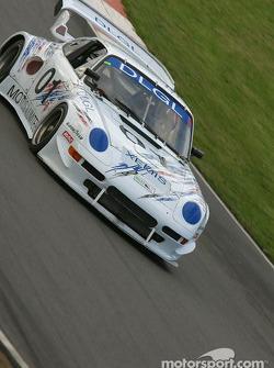 #01 D.L.G.L. Racing Porsche GT3 Cup: Jacques Guénette Sr., Hugo Guénette, Jean-François Dumoulin