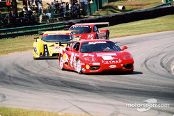 #28 Scuderia Ferrari of Washington Ferrari 360 Challenge: Jeff Segal, Jim Wilson, Asher Hyman