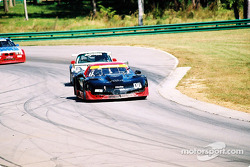 #06 ICY/SL Motorsports Corvette: Paul Alderman, Steve Lisa and David Rosenblum