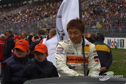 Drivers presentation: Katsutomo Kaneishi