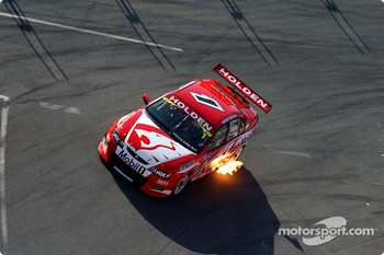 Mark Skaife running in third