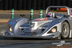 #9 Taurus Sports Racing Lola Judd: Giovanni Lavaggi, Phil Andrews, Justin Keen