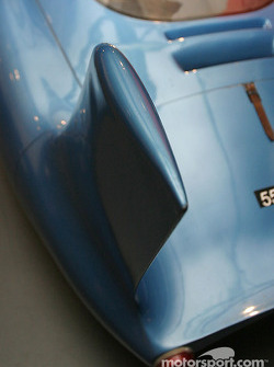 Detail of the 1966 C.D. Peugeot F