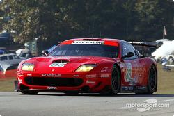 ALMS: #88 Prodrive Ferrari 550 Maranello: Tomas Enge, Peter Kox, Alain Menu