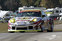 #31 White Lightning/Petersen Motorsports Porsche 911 GT3RS: Michael Petersen, Johnny Mowlem, Craig Stanton