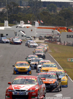 Mark Skaife already up to 7th