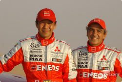 Hiroshi Masuoka and Gilles Picard