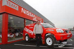 Nissan Dessoude team presentation: Bernard Chevalier