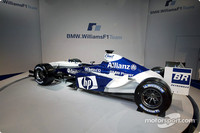 Formel 1 Fotos - Der neue WilliamsF1 BMW FW26