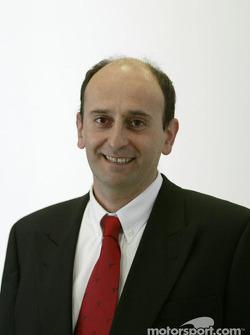 Luca Marmorini, Technical Director Engine