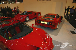 Galleria Ferrari at Autosport International