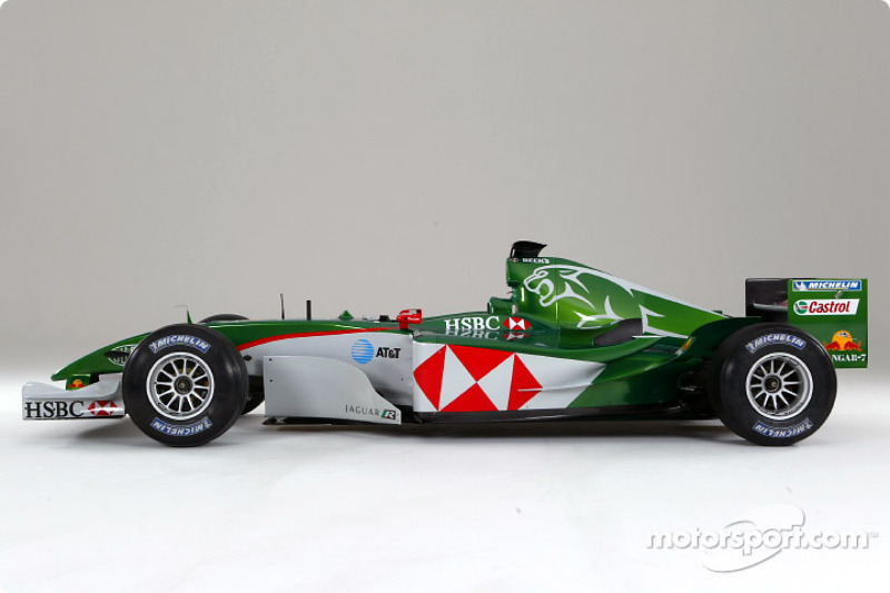 Der neue Jaguar R5