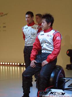 Toyota Drivers Academy: Kouhei Hirate