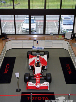 F1 Workshop - Assembly bay