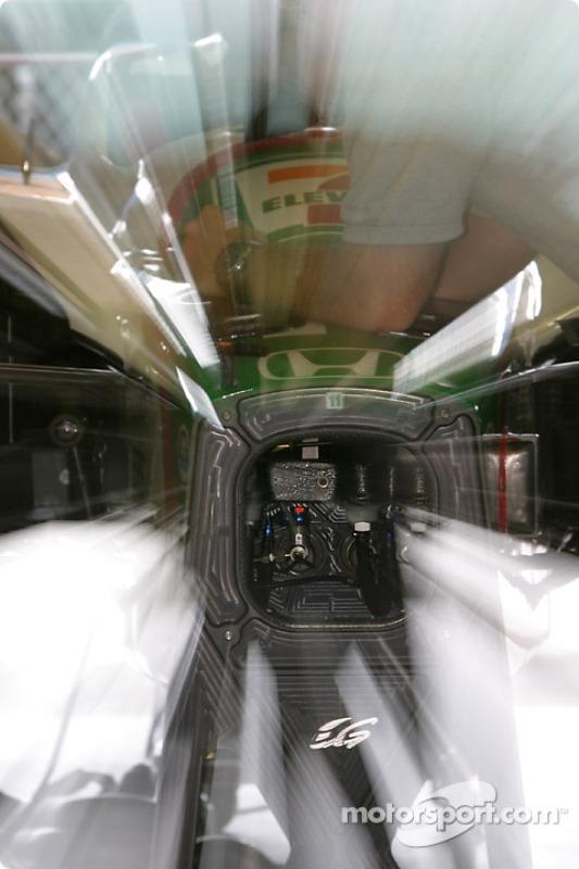 Andretti Green Racing Tony Kanaan's car