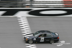 #39 Matt Connolly Motorsports BMW 330ci: Zach Arnold, Matt Connolly
