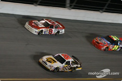 Dale Jarrett, Dale Earnhardt Jr. and Jeff Gordon