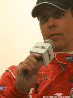 Post-qualifying press conference: Scott Pruett