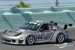 #44 Orbit Racing Porsche GT3 RS: Jay Policastro, Joe Policastro, Mike Fitzgerald