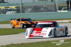 #01 CGR Grand Am Lexus Riley: Scott Pruett, Max Papis