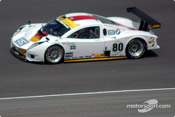 #80 G&W Motorsports BMW Picchio: Steve Marshall, Roger Scotton, Price Cobb