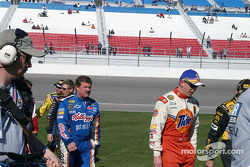 NEXTEL photoshoot: Ricky Craven and Terry Labonte
