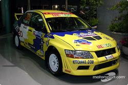 Corona Rally Mexico media event